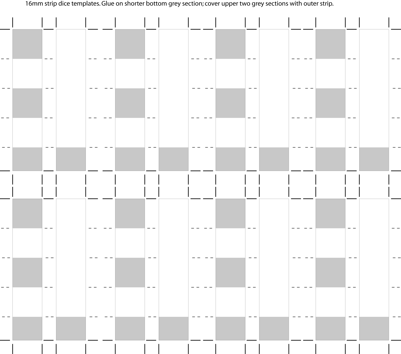 Origami Dice | BoardGameGeek | 2266x2566